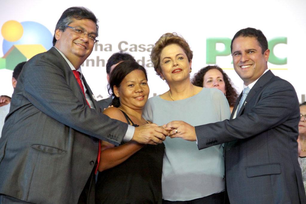 Holanda Jr (PDT), que foi Integrante do Conselho Político da Presidente Dilma (PT) e é afilhado político do Governador Flávio Dino (Partido Comunista do Brasil), alega falta de apoio para efetivar obras em São Luís