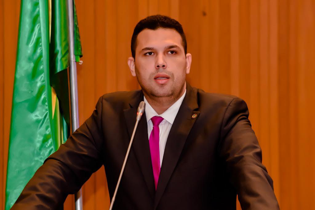 Resultado de imagem para deputado estadual, Fábio Macedo