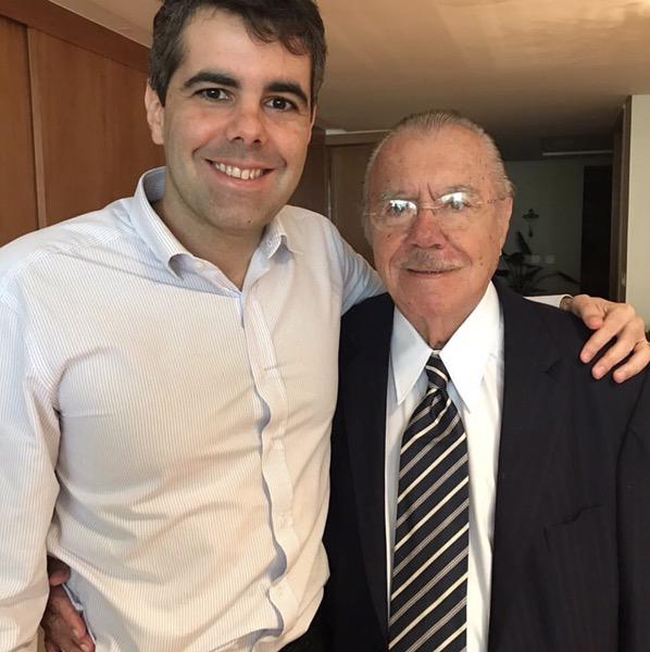 Folha: Adriano Sarney revela que não sabe se Roseana vai até o fim com  candidatura - John Cutrim