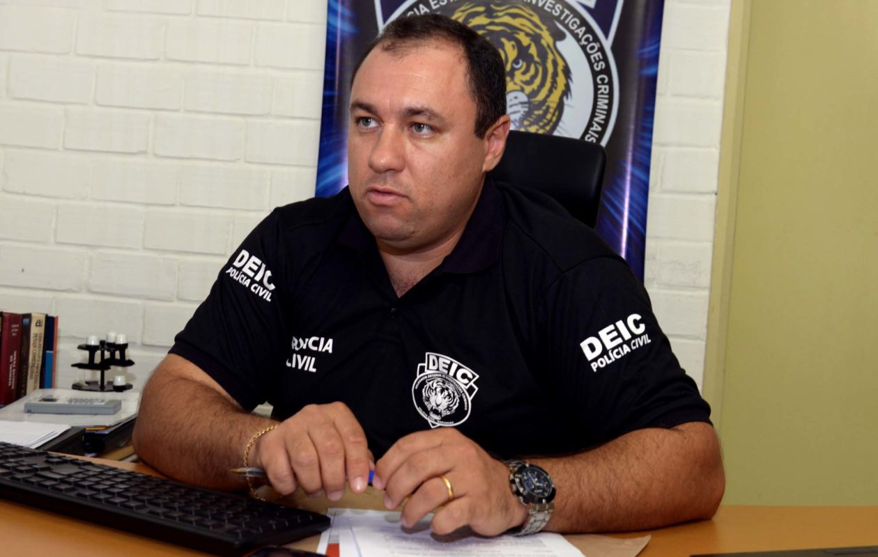 Resultado de imagem para o ex-superintendente Tiago Bardal