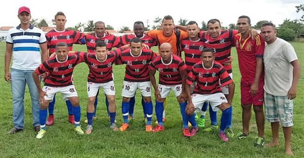 Flamengo vence na cidade de Governador Nunes Freire