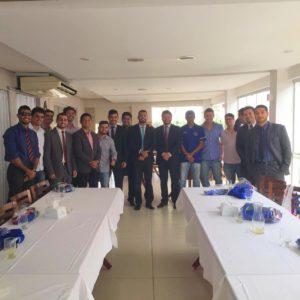 Advogados que representarão o Maranhão