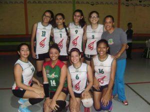 Equipe do Colégio Batista