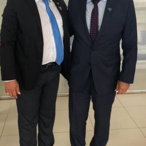 O vice-presidente da República, general Mourão, lança Jairzinho Filho como pré-candidato à Prefeitura de São Luís