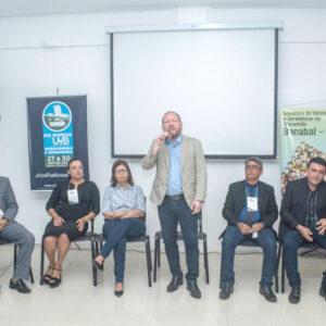 Othelino profere palestra do Encontro de Vereadores e Vereadoras do Maranhão, realizado nessa sexta-feira em Bacabal